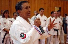 Prof. Antonio Márquez López : karateca Mayor de Hoy