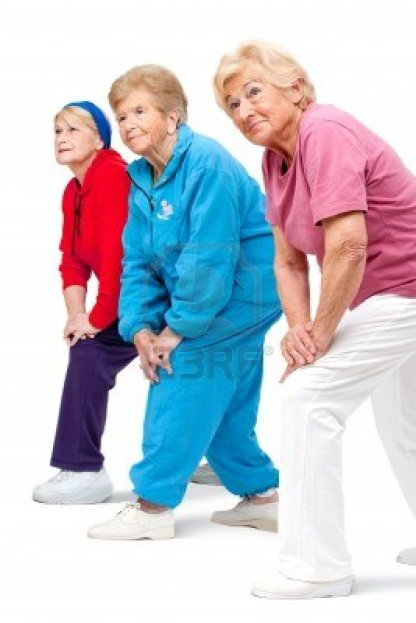 ejercicio y adultos mayores