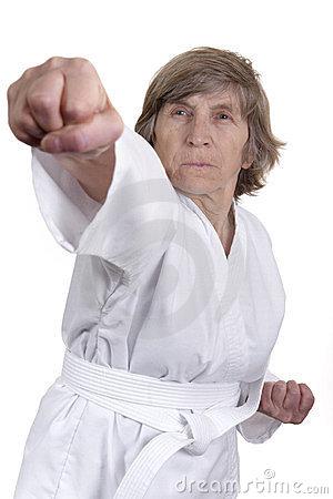 karate do y los mayores de 60 años