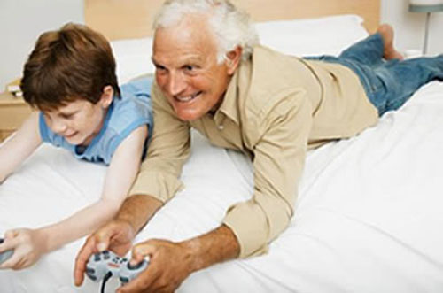 elderly-gamer