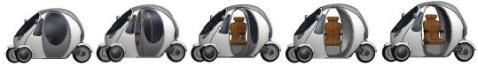 Automóvil para adultos mayores