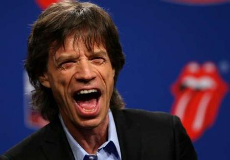 Mick Jagger Mayor de Hoy