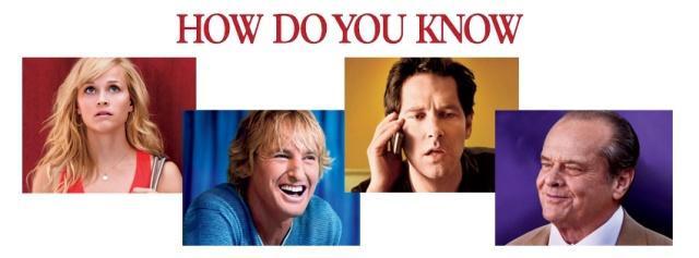 how do you know movie