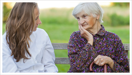 Alzheimer cuidador