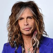Adulto mayor.. steven tyler