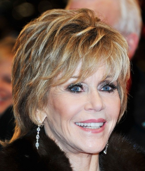 Jane Fonda 75 años