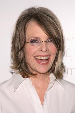 Diane Keaton 67 años Mayor de Hoy