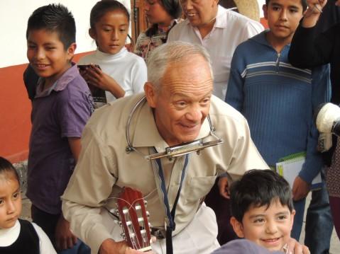 Juan Manuel el grillo madrugador