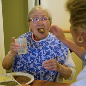comida para adultos mayores