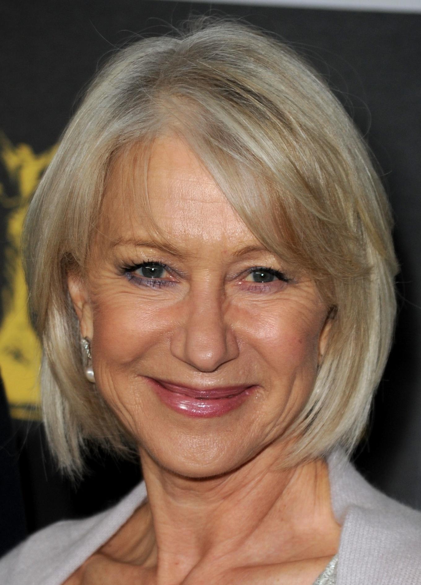 Helen Mirren 67 años