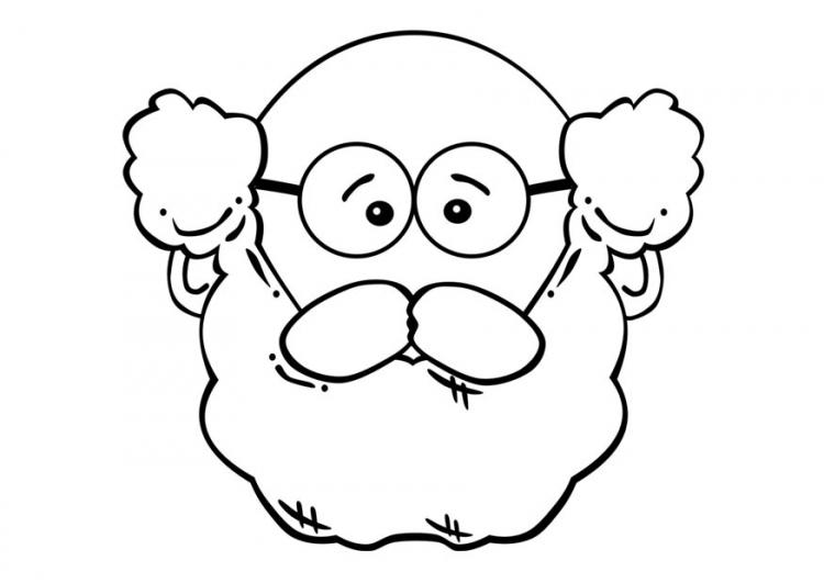 Dibujos para colorear sobre seguridad para adultos - Imagui
