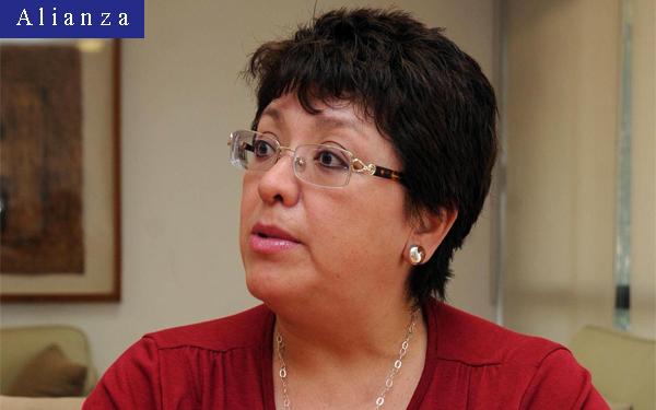 Verónica Montes de Oca Zavala, del Instituto de Investigaciones Sociales de la UNAM. UNAM / TEXCOCO PHOTO