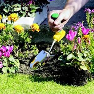 Artritis y jardinería