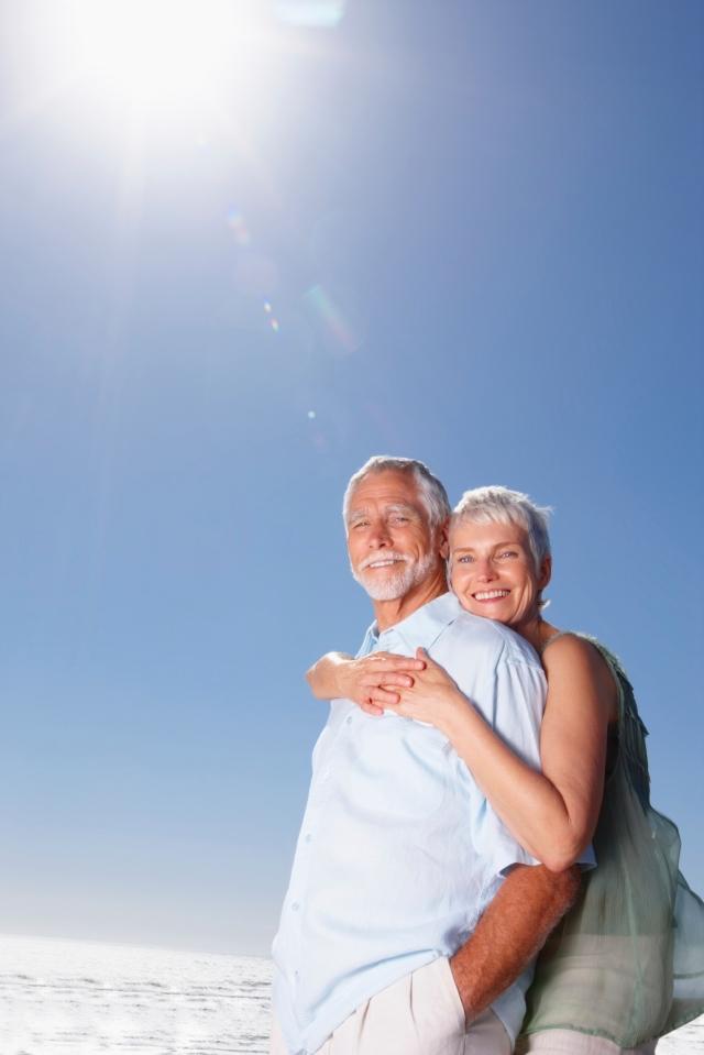 Vitamina D en los adultos mayores