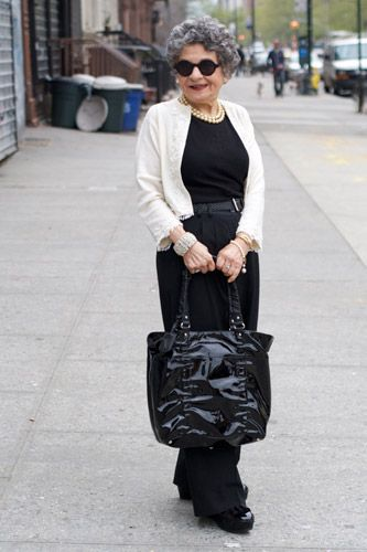 Del sitio: http://www.refinery29.com/70s-style-stylish-70-year-old-women
