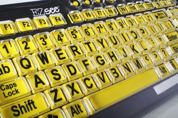 ez_see_keyguard teclado para adultos mayores
