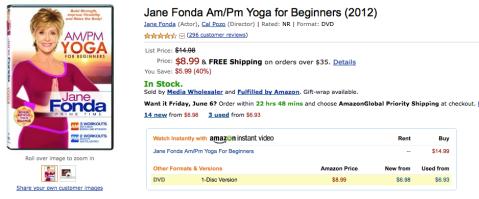 yoga jane fonda