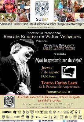 Walter_espectaculo UNAM