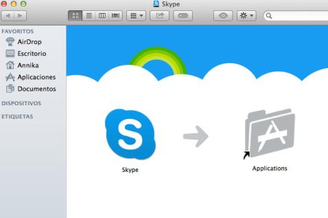 Skype utilizar
