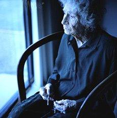 soledad de ancianos
