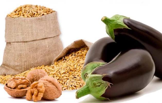 Alimentos eficaces para bajar el colesterol