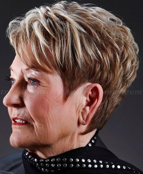 Cortes de pelo para mujeres de 60
