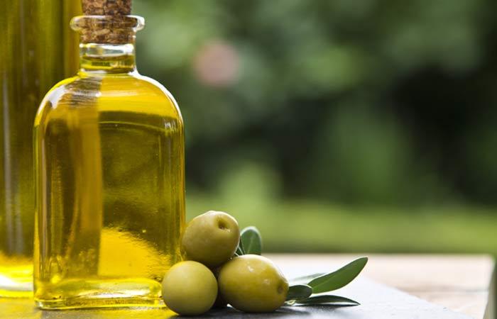 Aceite de oliva úlceras