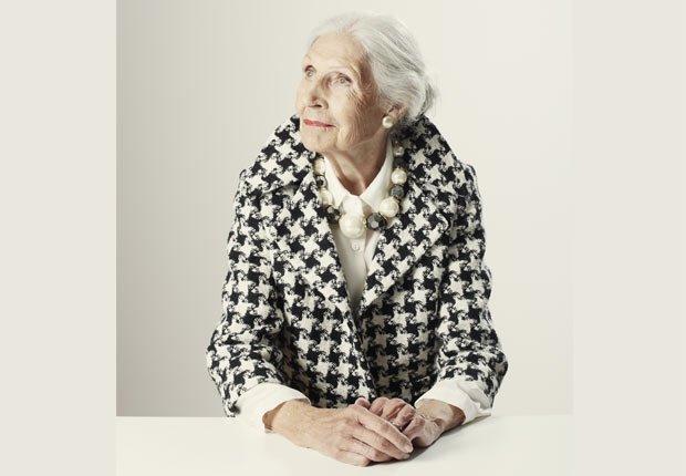 Vestidos para mujeres mayores de 70