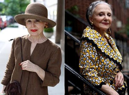 Vestidos para senoras mayores de 60