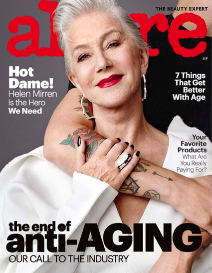 End of anti-Aging