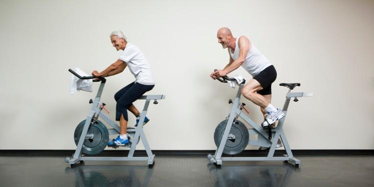 ejercicio después de los 60 años