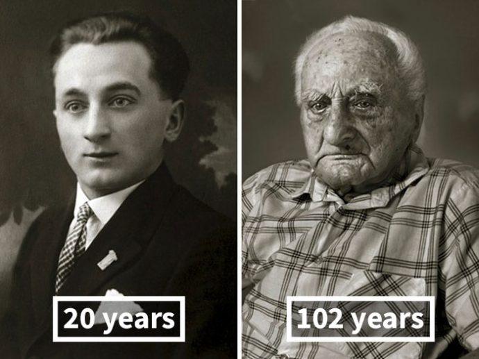 antes-y-ahora-la-misma-gente-fotografiada-de-jovenes-y-con-100-anos-de-edad-1494324294