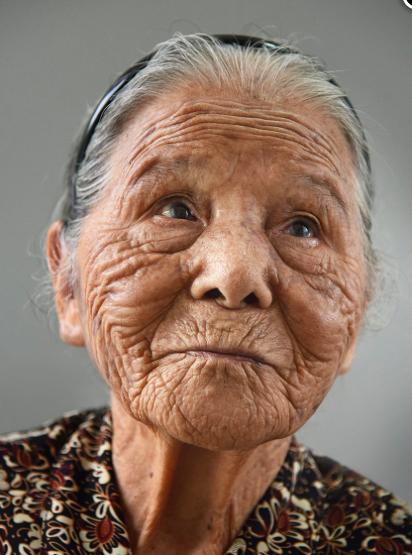 Tonaki (* 1913), Nanjo, Okinawa
