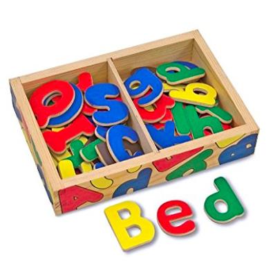 Letras para niños