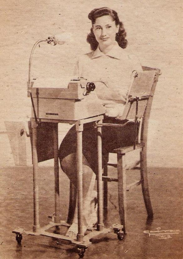 Involca - La mesita trasladable perfecta - 1958