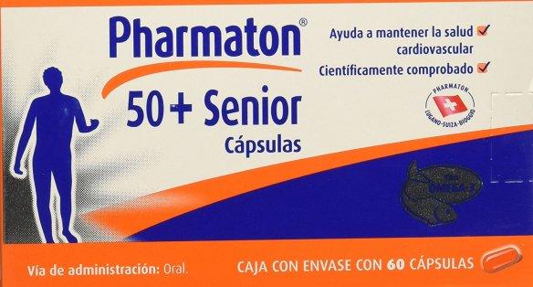 Pharmaton 50 senior