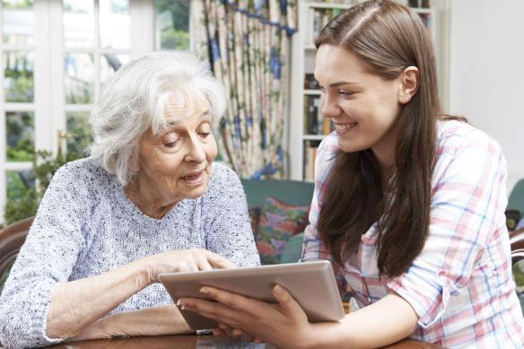 Actividades que previenen la depresión en los adultos mayores-Mayores de hoy.jpg