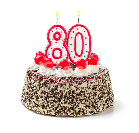 57252940-birthday-cake-with-burning-candle-number-80