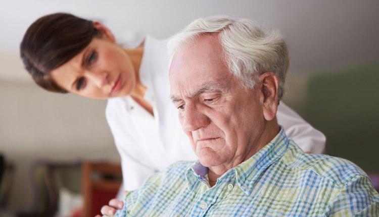 cuidador de persona con demencia en México