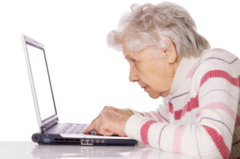 adulto-mayor y accesibilidad en sitios web