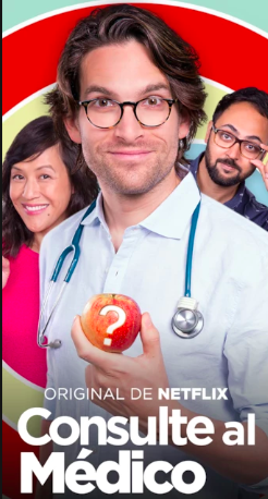 Consulte al Médico Netflix