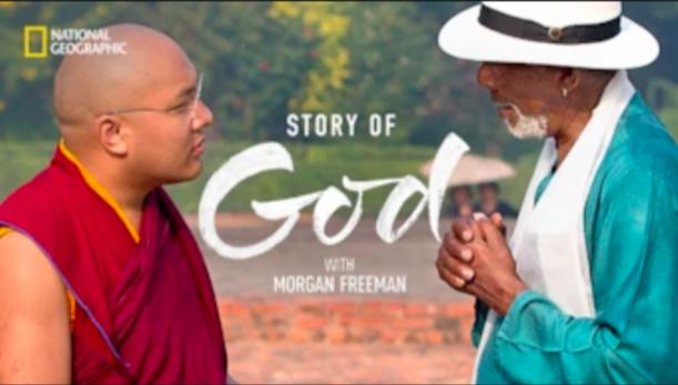 La historia de Dios en Netflix