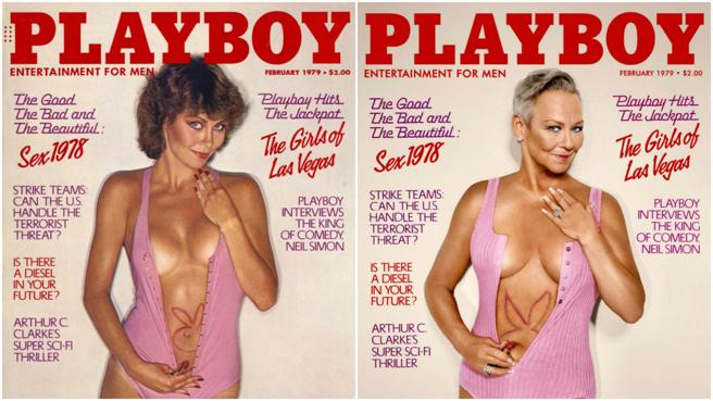 Playboy Candace Collins