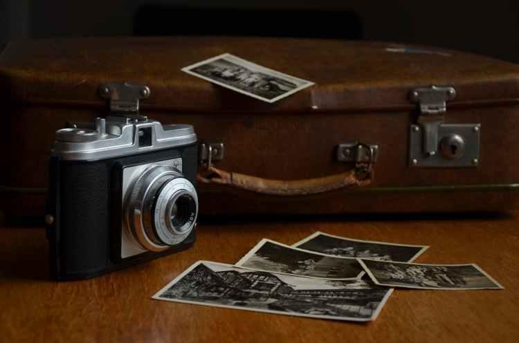 camera photography vintage travel